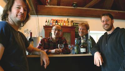 Die 4 Kulturbauer 2015