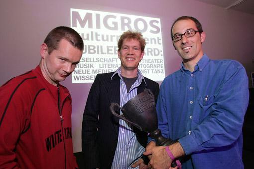 Migros Jubilee-Award