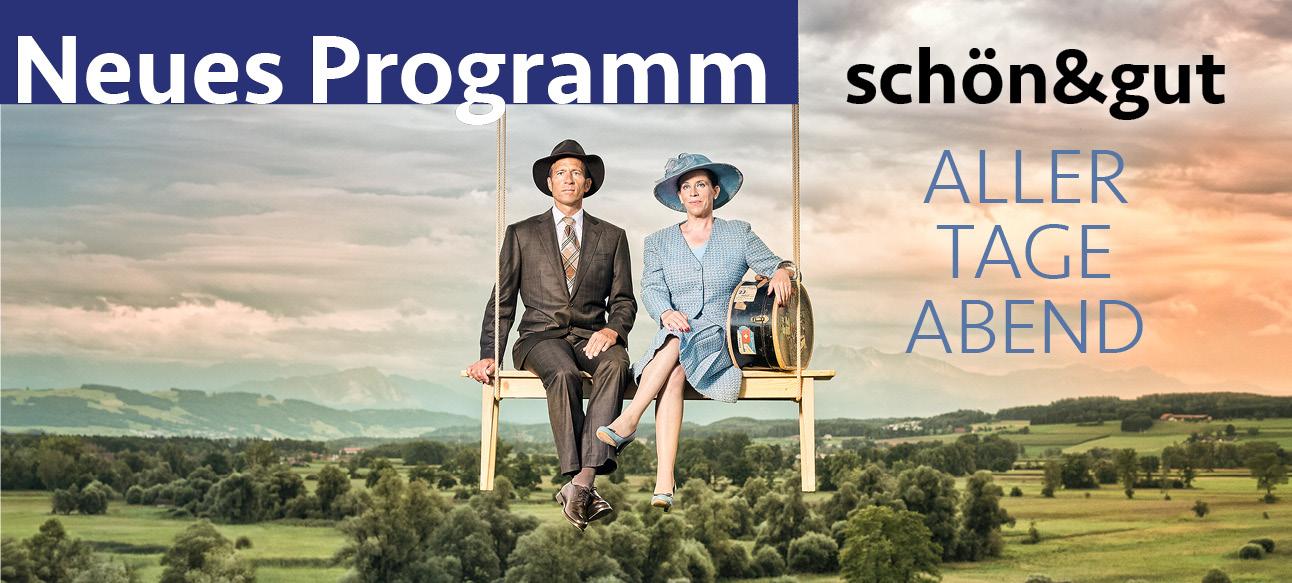 schön&gut - neues Programm