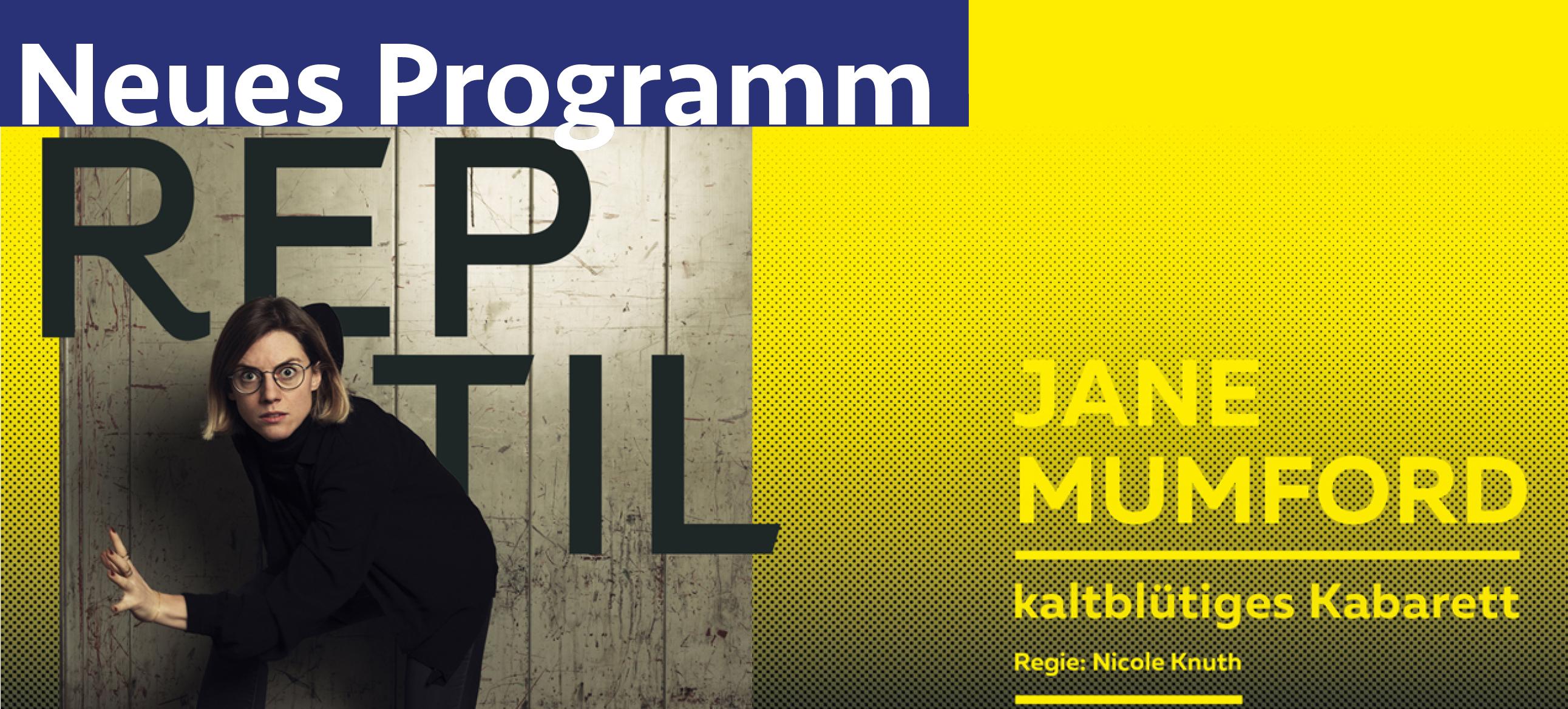 Jane Mumford - Solo-Programm
